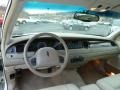 2000 Lincoln Town Car Light Parchment Interior Dashboard Photo