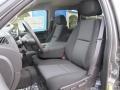 2012 Graystone Metallic Chevrolet Silverado 1500 LT Crew Cab 4x4  photo #8