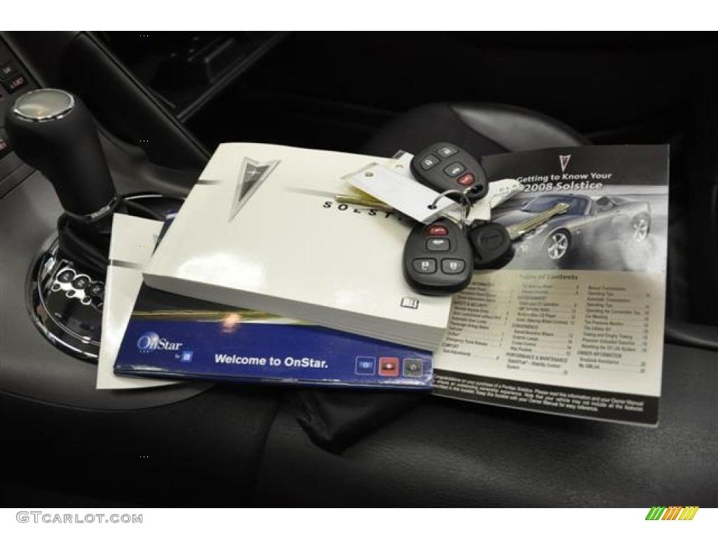 2008 Pontiac Solstice Gxp Roadster Books Manuals Photos Gtcarlot Com