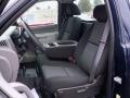 2012 Imperial Blue Metallic Chevrolet Silverado 1500 LS Regular Cab 4x4  photo #16
