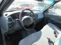 Medium Graphite 1997 Ford F150 Interiors