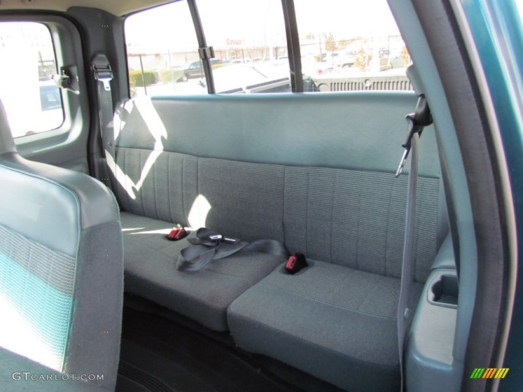 1997 ford f150 xl extended cab rear seat photo 61478492. Black Bedroom Furniture Sets. Home Design Ideas