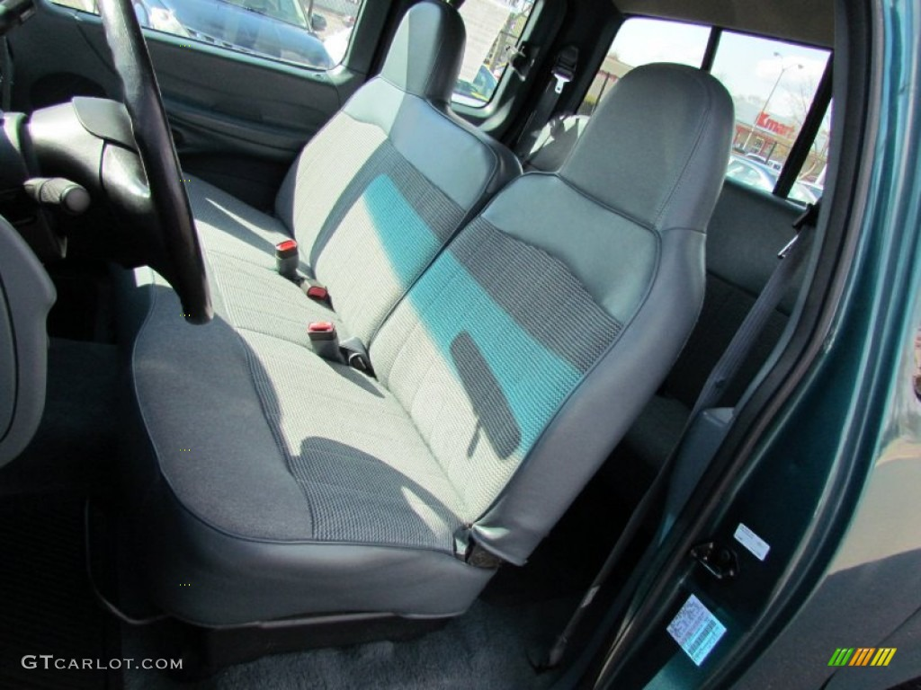 medium graphite interior 1997 ford f150 xl extended cab. Black Bedroom Furniture Sets. Home Design Ideas