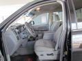 2006 Brilliant Black Crystal Pearl Dodge Ram 1500 Night Runner Quad Cab 4x4  photo #10