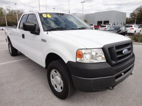 2006 ford f150 xl supercab 4x4 data info and specs. Black Bedroom Furniture Sets. Home Design Ideas