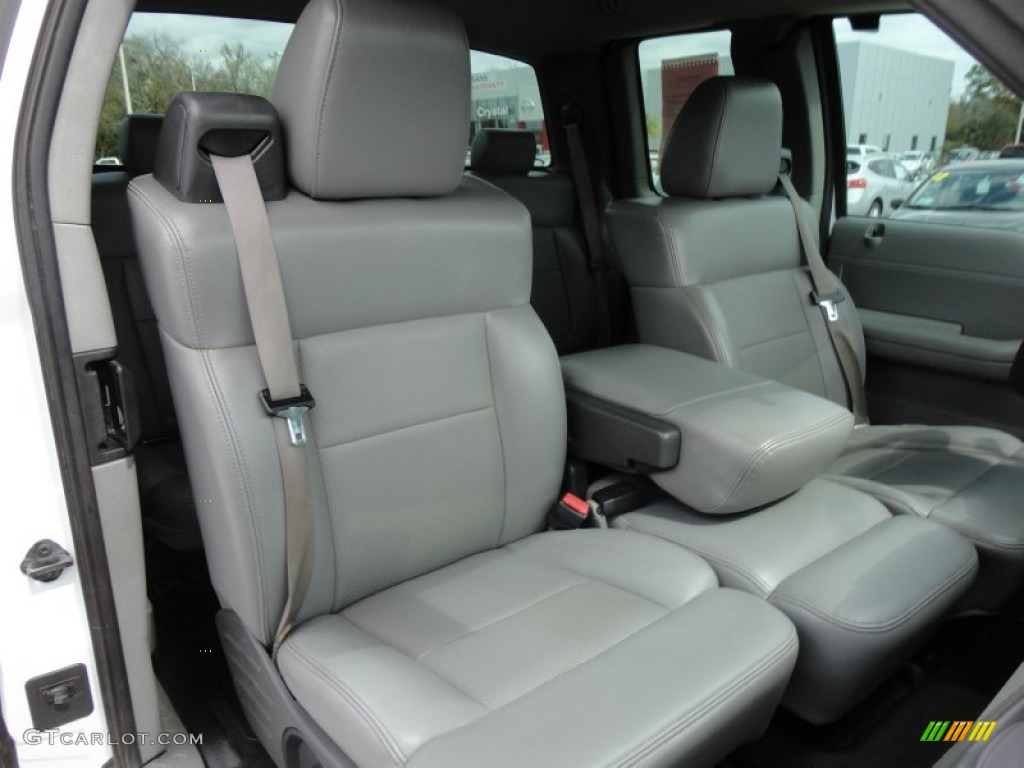2006 ford f150 xl supercab 4x4 front seat photos. Black Bedroom Furniture Sets. Home Design Ideas