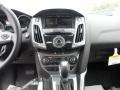 2012 Tuxedo Black Metallic Ford Focus Titanium 5-Door  photo #27