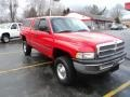Flame Red 2000 Dodge Ram 2500 Gallery