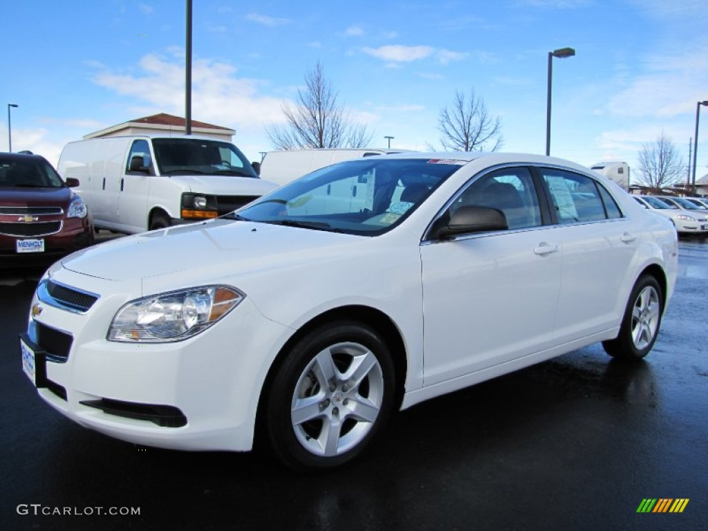 chevy malibu white - photo #21