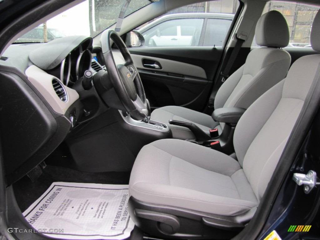Medium Titanium Interior 2011 Chevrolet Cruze Lt Photo 61498750