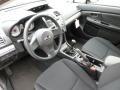 Black Prime Interior Photo for 2012 Subaru Impreza #61501458