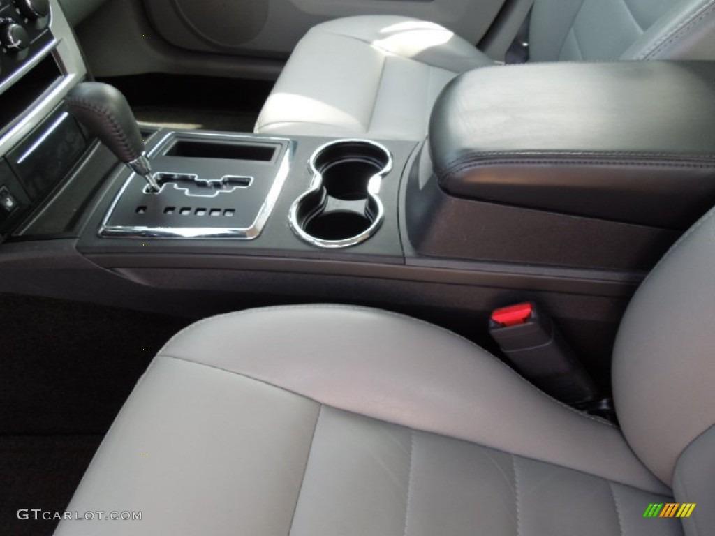 Dark Slate Gray Light Slate Gray Interior 2009 Dodge Charger Sxt Photo 61502219