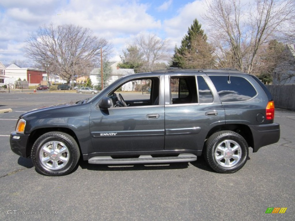 carbon metallic 2003 gmc envoy sle 4x4 exterior photo. Black Bedroom Furniture Sets. Home Design Ideas