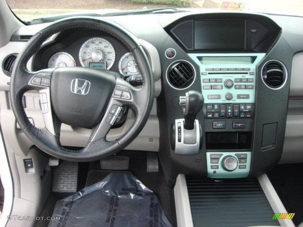 2009 Honda Pilot Touring Gray Dashboard Photo 61515160 Gtcarlot Com
