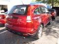 2009 Tango Red Pearl Honda CR-V LX  photo #2