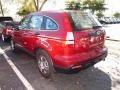 2009 Tango Red Pearl Honda CR-V LX  photo #3