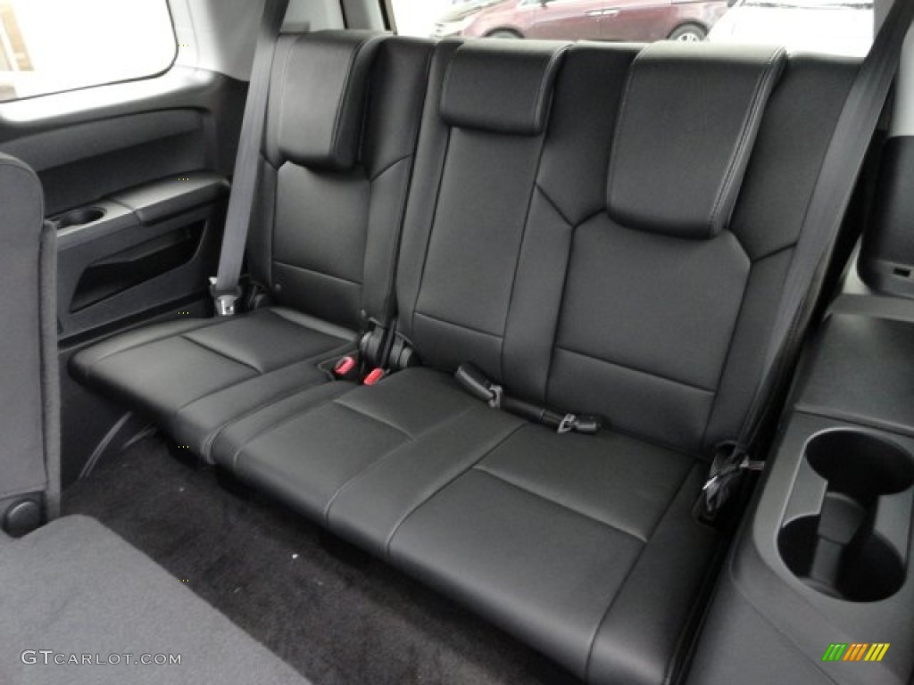 2012 honda pilot touring 4wd rear seat photo 61516746. Black Bedroom Furniture Sets. Home Design Ideas