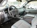2012 Vermillion Red Ford F250 Super Duty XLT Crew Cab 4x4  photo #12