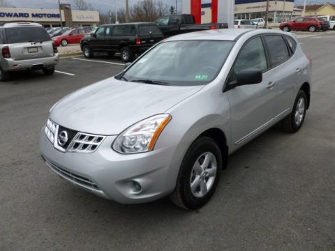 2012 Nissan Rogue S Special Edition AWD Data, Info and Specs