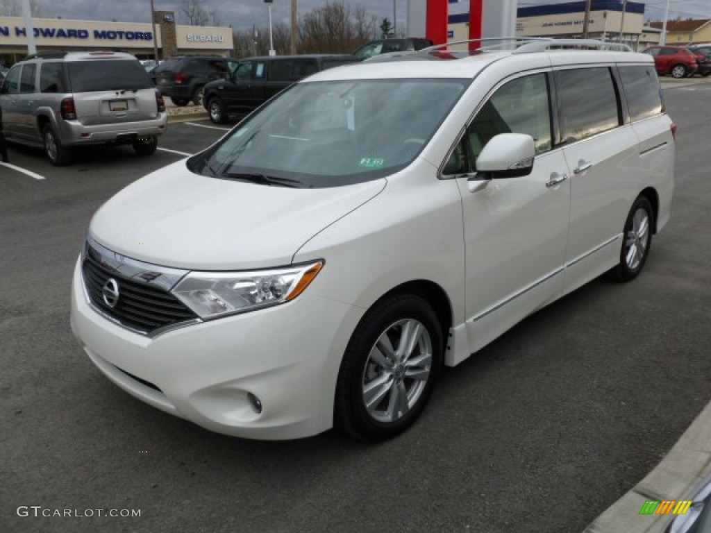 Pearl white 2012 nissan quest 35 le exterior photo 61526418 pearl white 2012 nissan quest 35 le exterior photo 61526418 vanachro Gallery