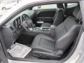 Dark Slate Gray Interior Photo for 2012 Dodge Challenger #61540577