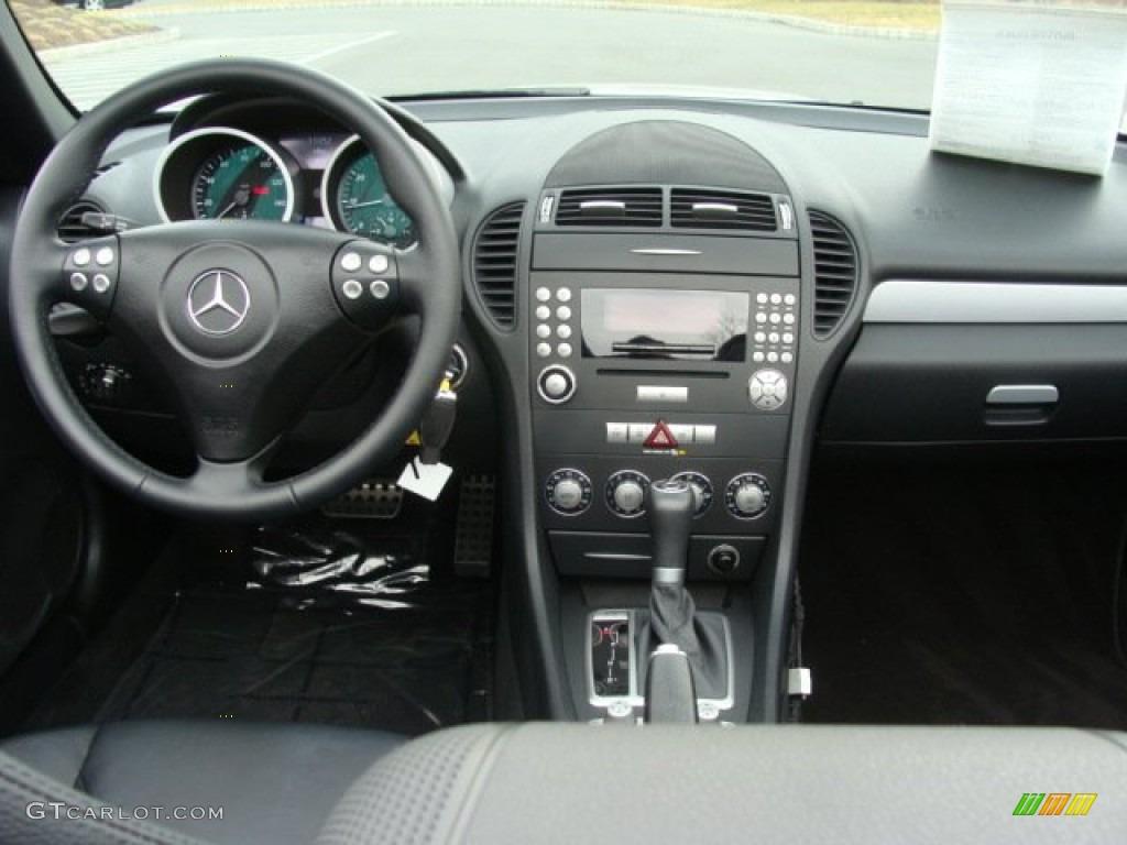 2007 mercedes benz slk 350 roadster dashboard photos for Mercedes benz dashboard