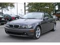 Sparkling Graphite Metallic - 3 Series 325i Convertible Photo No. 6