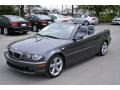Sparkling Graphite Metallic - 3 Series 325i Convertible Photo No. 15