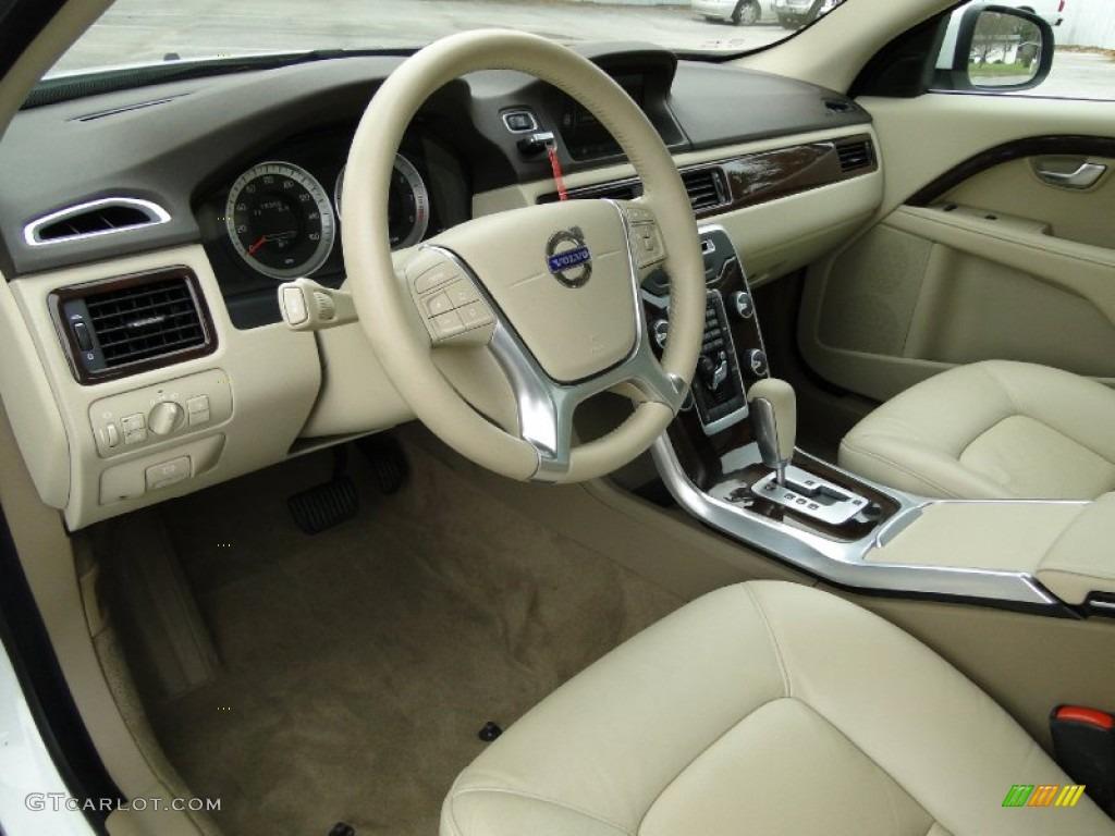 2017 Volvo S80 >> Sandstone Beige Interior 2012 Volvo S80 3.2 Photo #61561740 | GTCarLot.com
