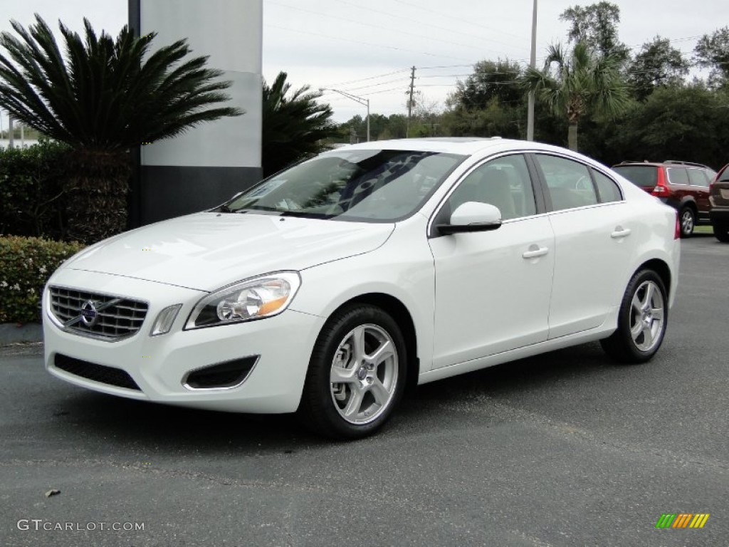 ice white 2012 volvo s60 t5 exterior photo 61562457. Black Bedroom Furniture Sets. Home Design Ideas