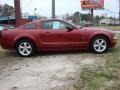 2007 Redfire Metallic Ford Mustang GT Deluxe Coupe  photo #6