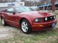 2007 Redfire Metallic Ford Mustang GT Deluxe Coupe  photo #7