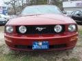 2007 Redfire Metallic Ford Mustang GT Deluxe Coupe  photo #8