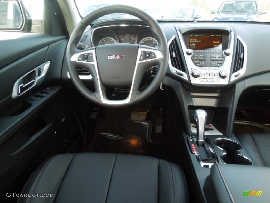 2012 Gmc Terrain Slt Awd Dashboard Photos Gtcarlot Com