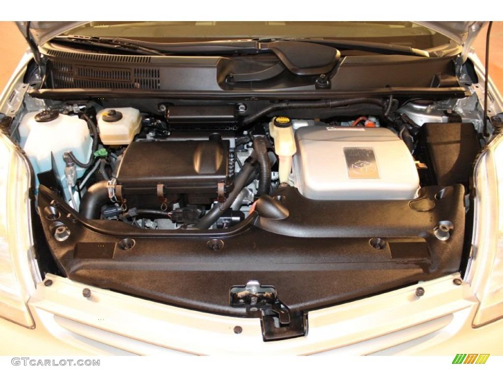 2005 Toyota Prius Hybrid 1 5 Liter Dohc 16 Valve Vvt I 4