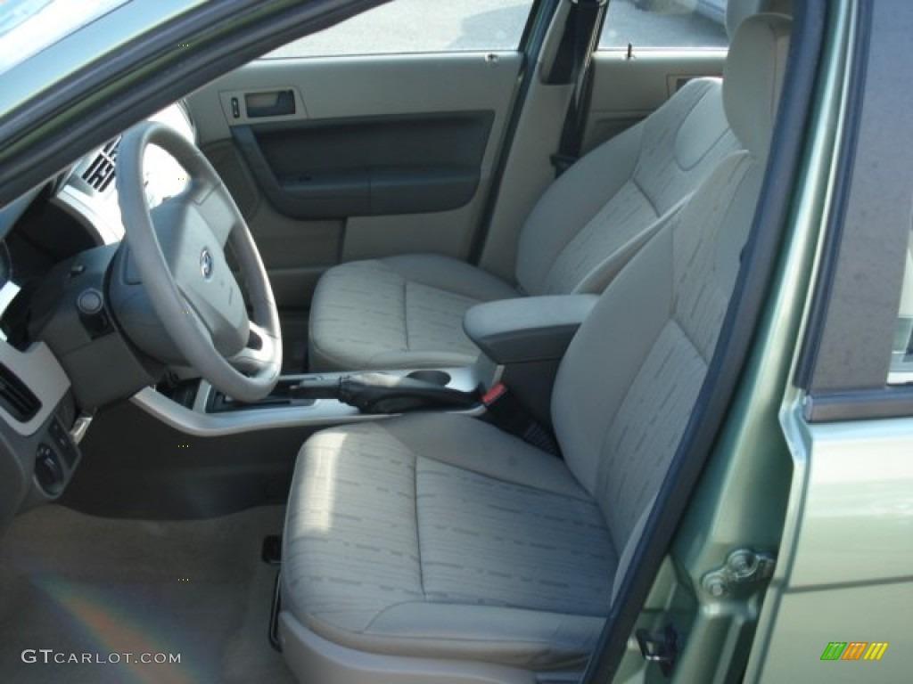 2008 Ford Focus Se Sedan Interior Photo 61600638