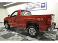 2012 Victory Red Chevrolet Silverado 1500 Work Truck Regular Cab 4x4  photo #5