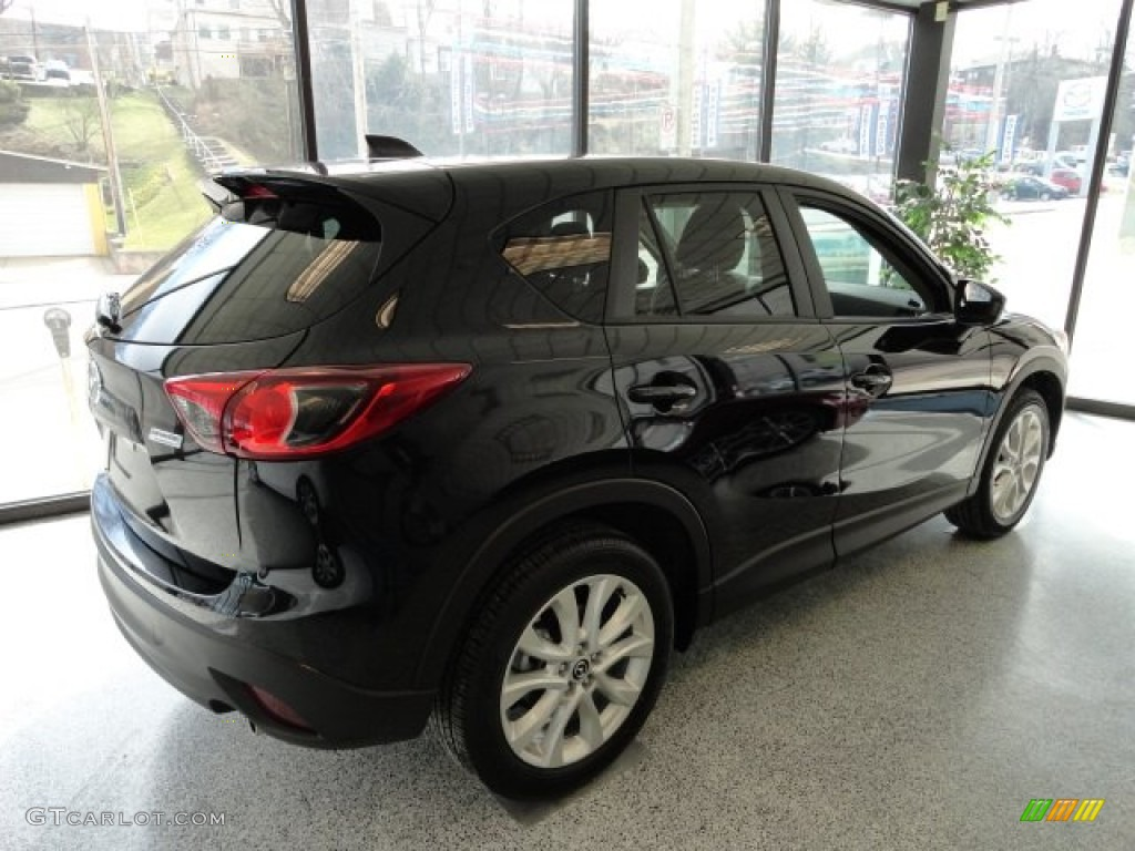 2013 black mica mazda cx 5 grand touring awd 61580214 photo 3 car color galleries. Black Bedroom Furniture Sets. Home Design Ideas