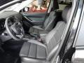 2013 CX-5 Grand Touring AWD Black Interior