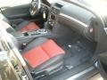 Onyx/Red Interior Photo for 2009 Pontiac G8 #61612746