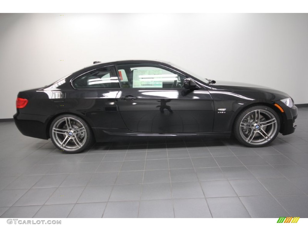 Black Sapphire Metallic BMW Series Is Coupe Exterior - 2012 bmw 335is coupe