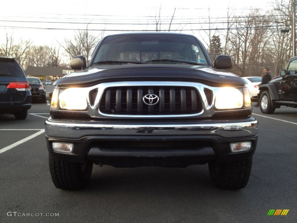 2004 black sand pearl toyota tacoma v6 trd double cab 4x4. Black Bedroom Furniture Sets. Home Design Ideas