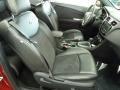 2012 200 S Hard Top Convertible Black Interior