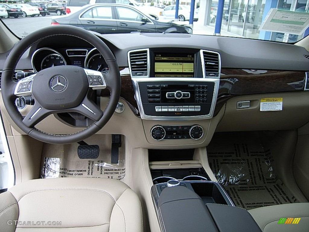 2012 Diamond White Metallic Mercedes Benz Ml 350 Bluetec 4matic 61580461 Photo 3 Gtcarlot