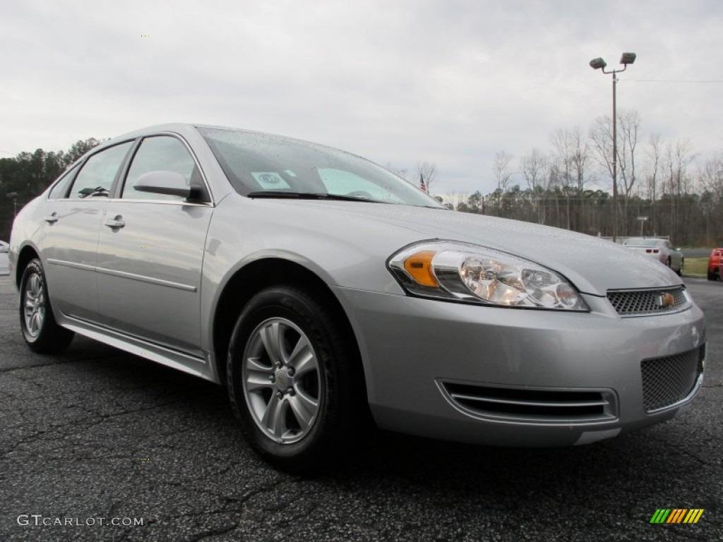 chevy impala 2013 interior