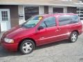 Sunset Red 2000 Nissan Quest Gallery