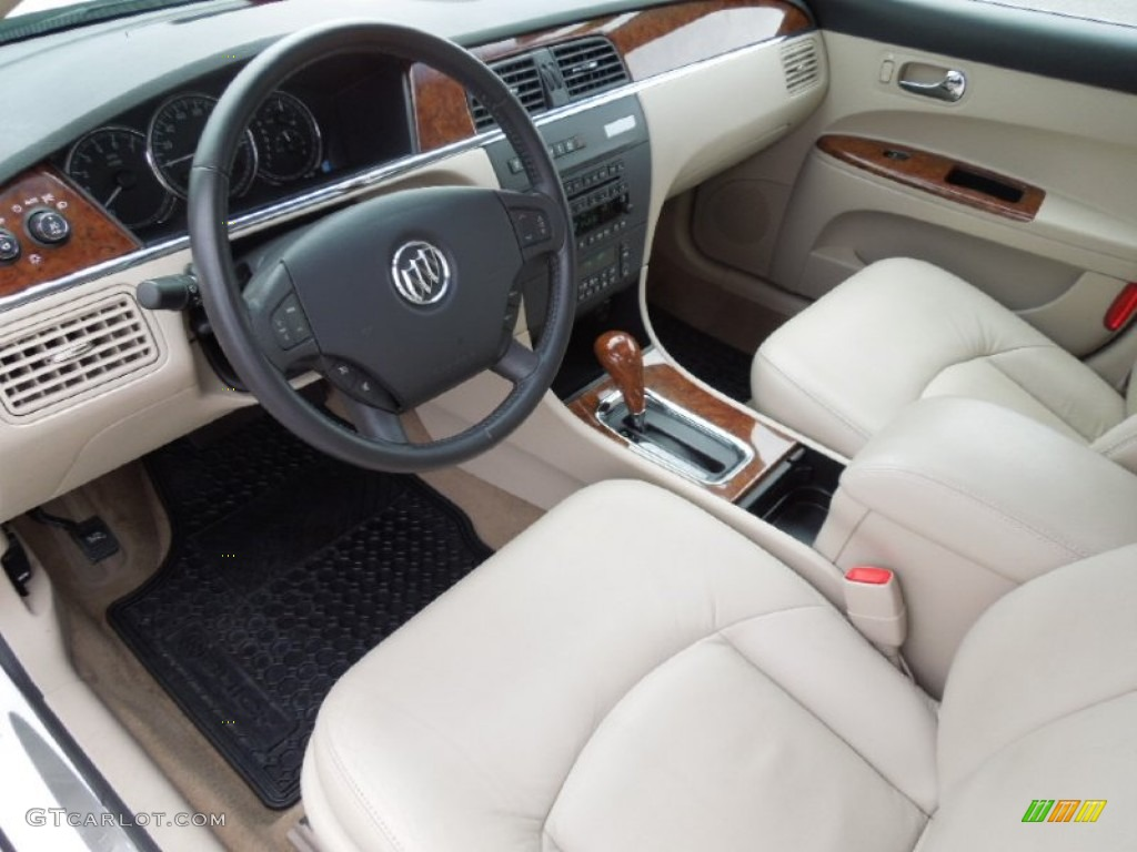 neutral interior 2006 buick lacrosse cxs photo 61645415. Black Bedroom Furniture Sets. Home Design Ideas