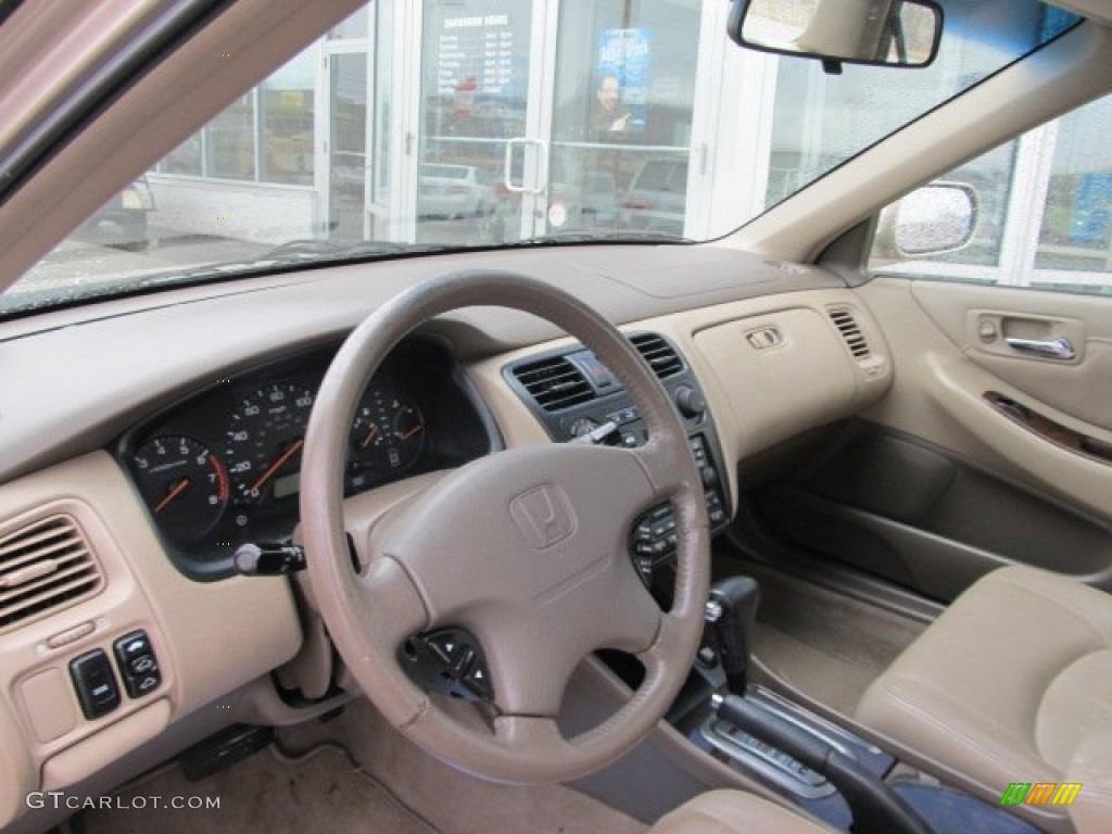 2001 Honda Accord Ex L Sedan Interior Color Photos