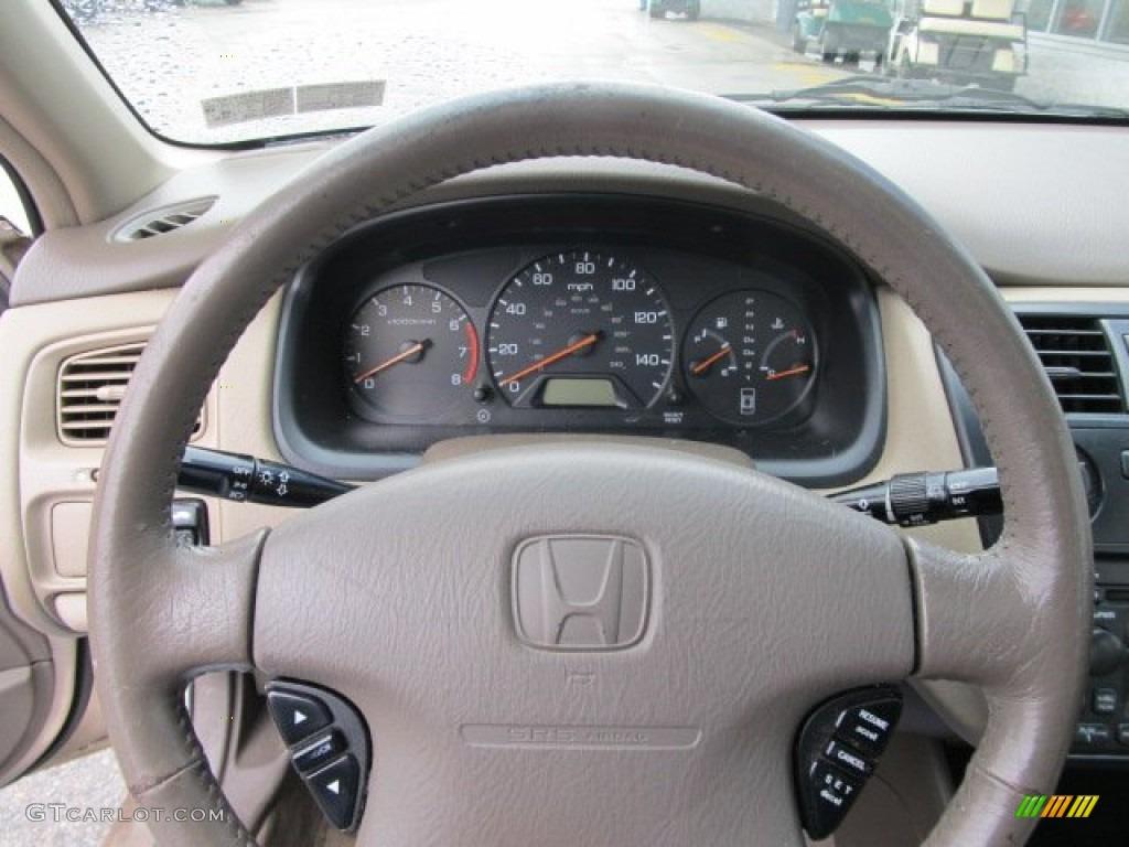 2001 Naples Gold Metallic Honda Accord Ex L Sedan 61646178 Photo 18 Car Color