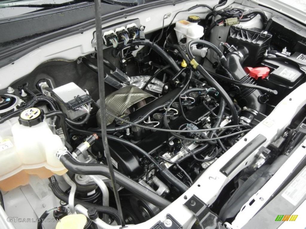 2008 Ford Escape Xls 2 3 Liter Dohc 16 Valve Duratec 4